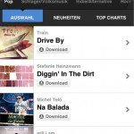 Deezer - iPhone